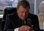 William Shatner in Boston Legal