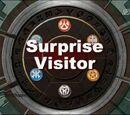 Überraschender Besuch