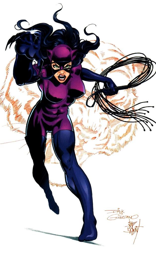 Lesbian Comic Black Cat
