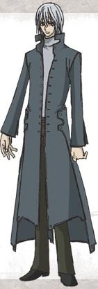Vampire Knight Zero Full Body Ichiru Kiryu - ...
