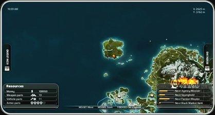 Just Cause  Hantu Island