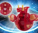 Pyro Dragonoid