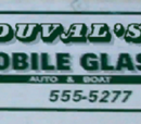 Duval's Mobile Glass