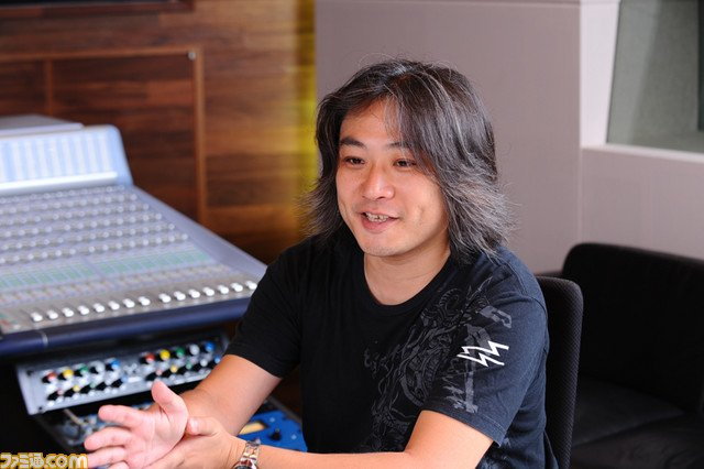 Jun Senoue | Sonic Sound Test Wiki | FANDOM powered by Wikia