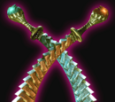 Devil May Cry 3: Dante's Awakening Weapon Images
