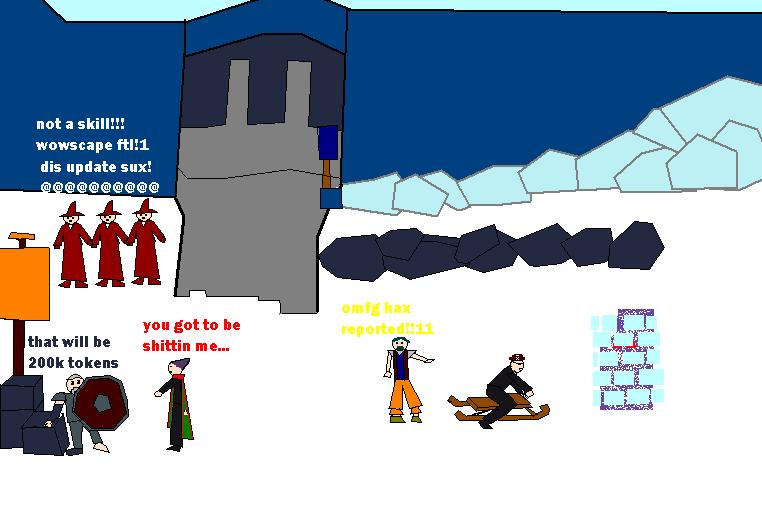 how to get skillcape in tourny world