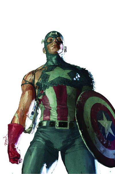 Steven Rogers William Burnside Earth 616 Marvel