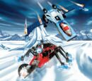 4745 Blue Eagle vs. Snow Crawler