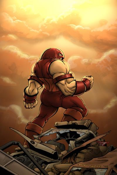 the Juggernaut  Ain t nothin  -- ain t nobody -- can beat me  quot X Men Juggernaut
