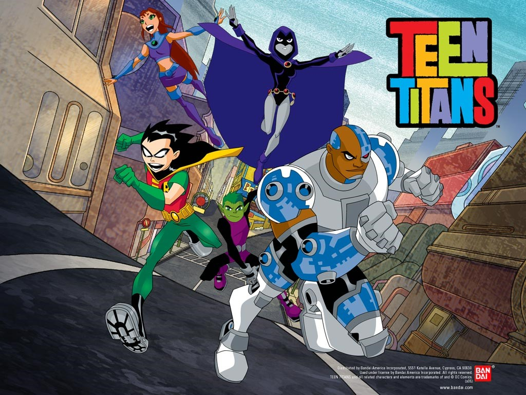 team but teen titans