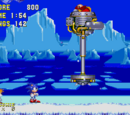 Doctor Robotnik's Freeze-O-Matic
