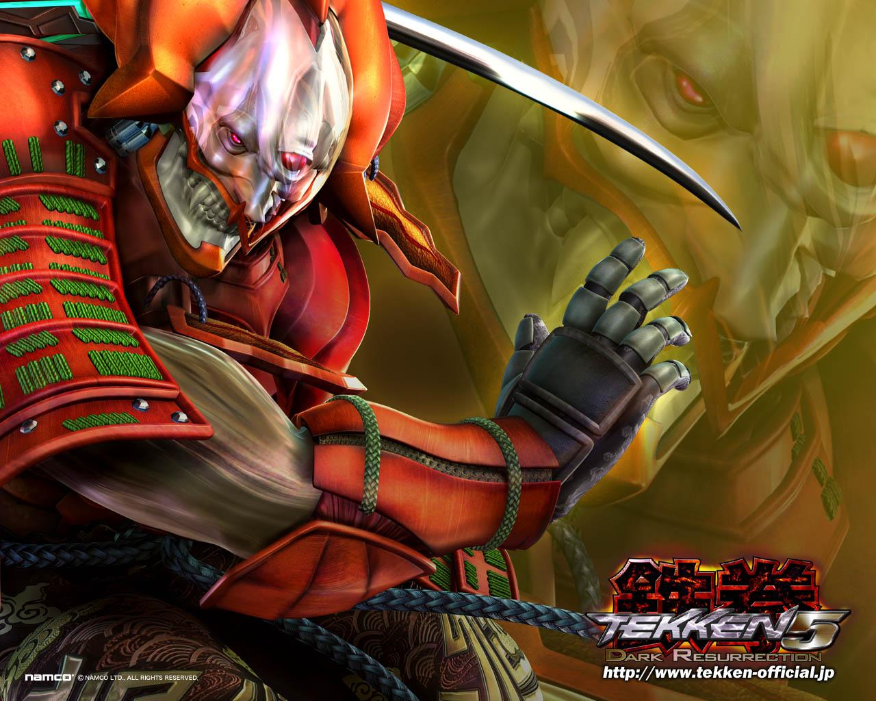 Yoshimitsu  Tekken Zaibatsu Forums