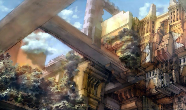 Old archades the final fantasy wiki 10 years of having for Final fantasy 8 architecture