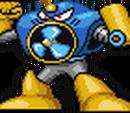 Mega Man Power Battle Fighters sprites