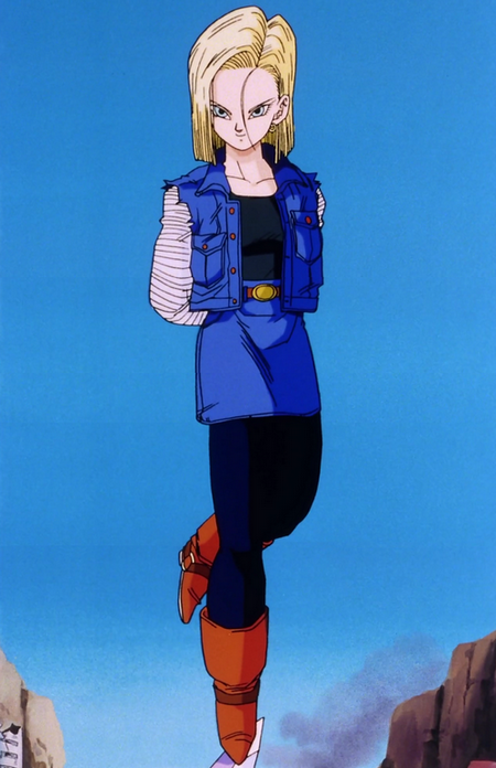 Android18futurenvhoft - Dragon ball zc 18 ...