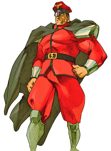 M. Bison - The Street Fighter Wiki - Street Fighter 4, Street ...
