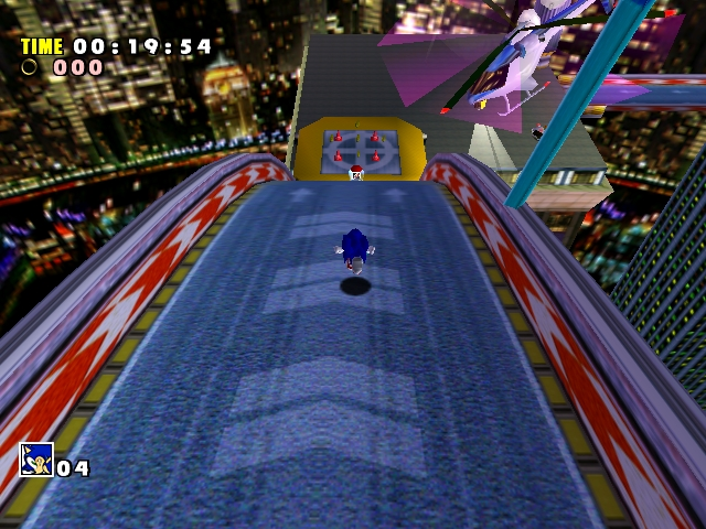 Speed Highway - Sonic News Network, the Sonic Wiki