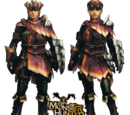 Jaggi+ Armor (Gunner)