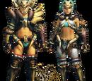 Bone Armor (Gunner)(MH3)