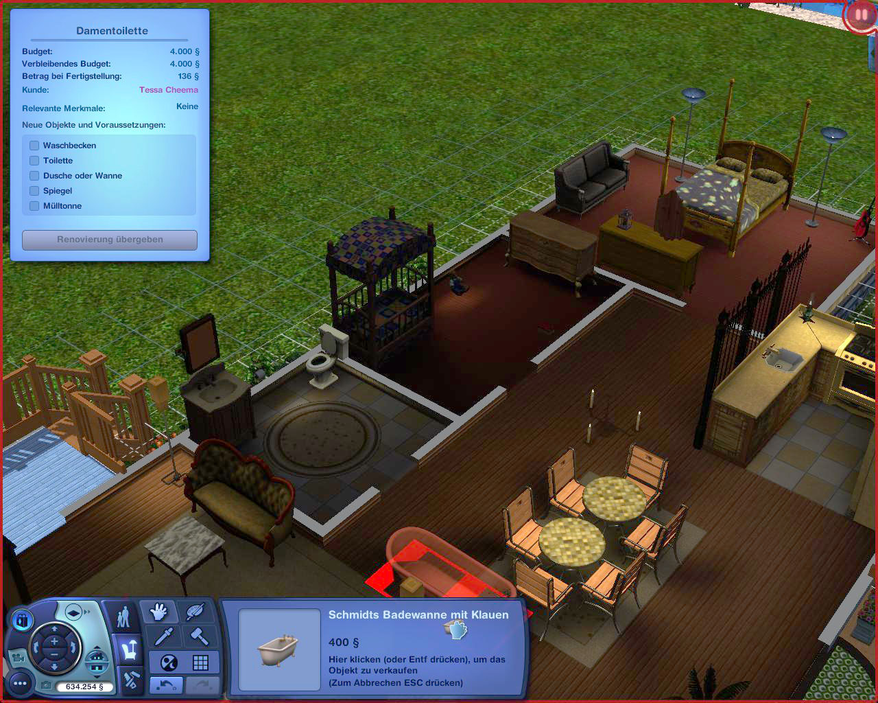 Image renovation the sims wiki for Renovation wiki