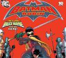 Return of Bruce Wayne
