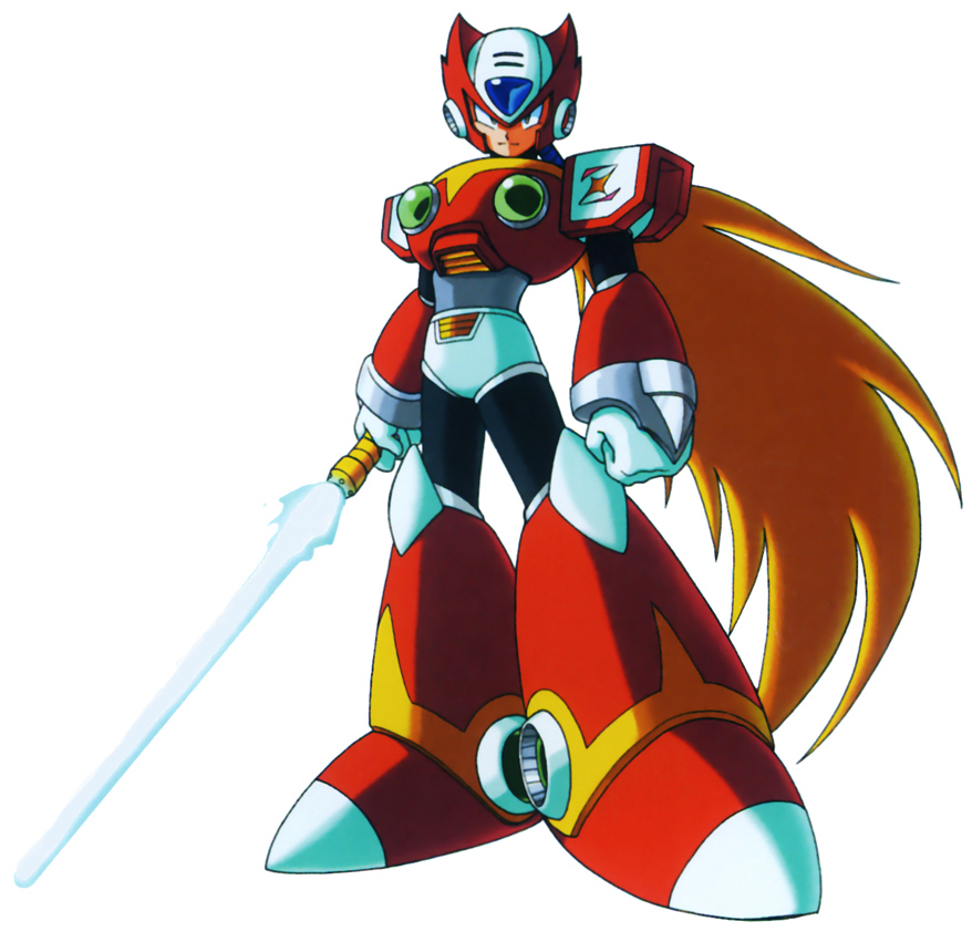 Zero Megaman X4 Z-Saber - MMKB, the Me...