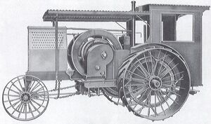 IHC Type B 2-Speed 20-HP