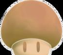 Sand Mushroom