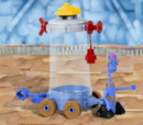 7443 Stretchy's Junk Cart