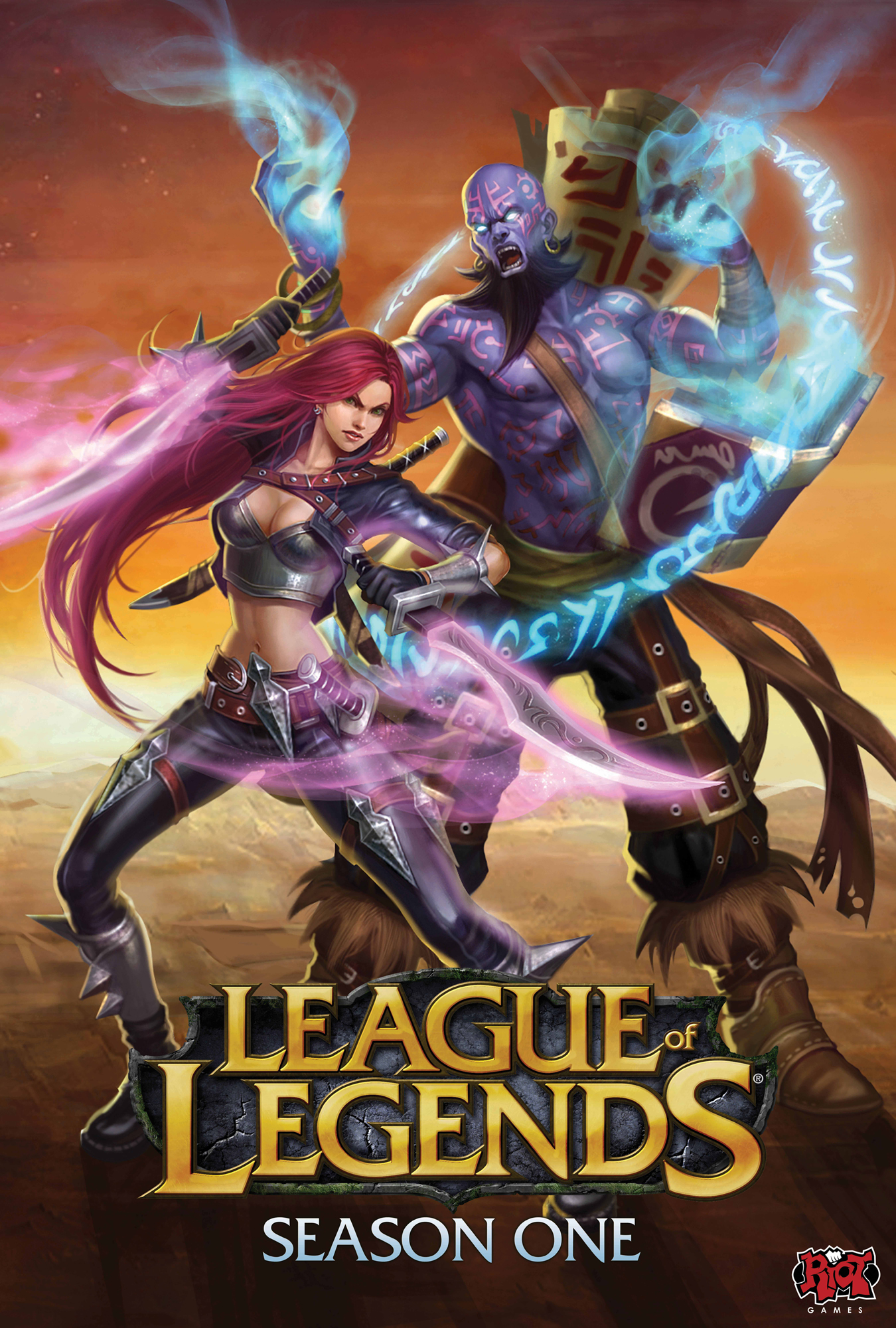 season 1 league of legends