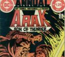Arak Annual Vol 1 1
