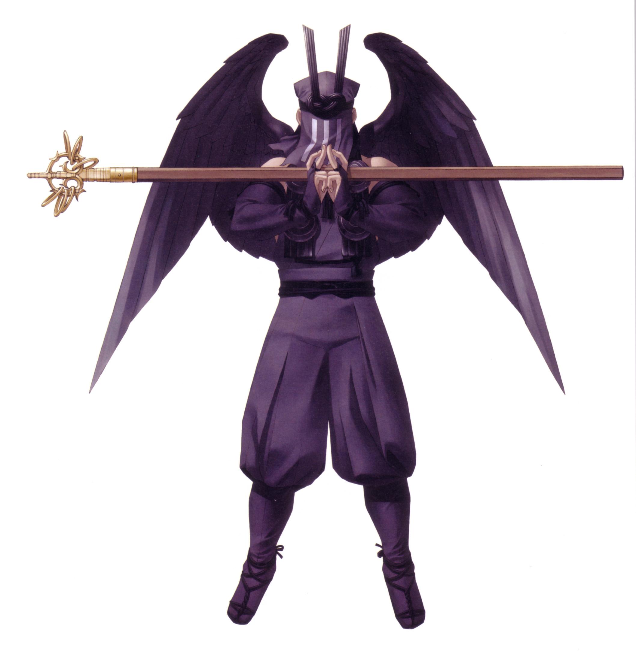 Karasu Tengu - Megami Tensei Wiki: a Demonic Compendium of