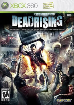 Deadrising boxart