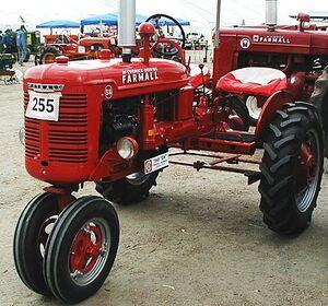 McCormick-Deering Farmall BN 1945