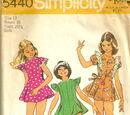 Simplicity 5440 A