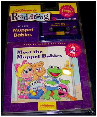 Read Along with the Muppet Babies - Muppet Wiki