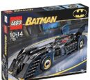 7784 The Batmobile Ultimate Collectors' Edition