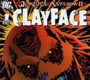 Joker's Asylum: Clayface Vol 1 1