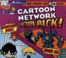 Cartoon Network Action Pack/Covers