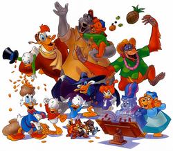 Disneyafternoon 1991