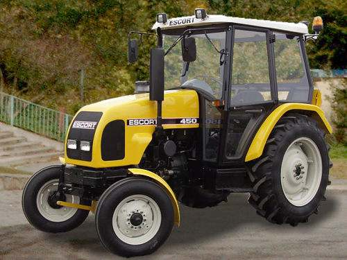 escort 325 tractor