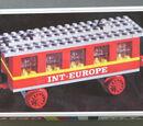 123 Passenger Coach