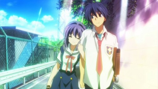 another world kyou chapter clannad wiki characters