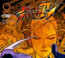 Street Fighter IV Issue 2