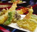 Shrimp and Vegetable Tempura by Elle Bee