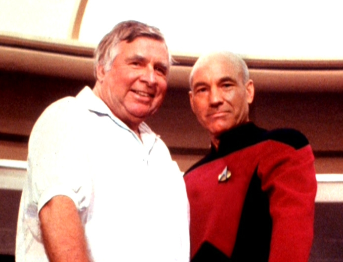 gene roddenberry oatmeal