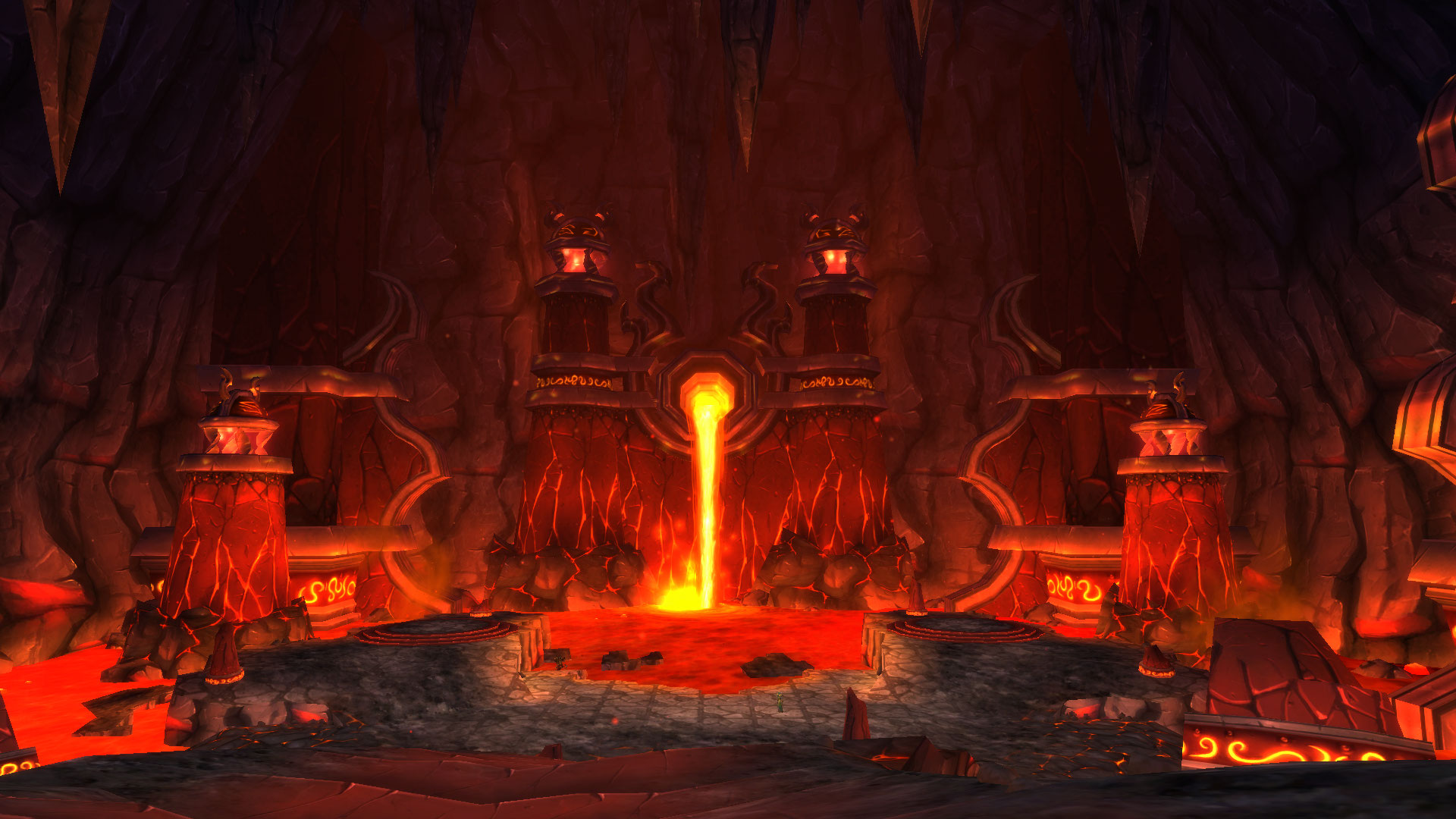 Inner spire wowwiki your guide to the world of warcraft for Your inner fish sparknotes