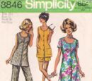 Simplicity 8846