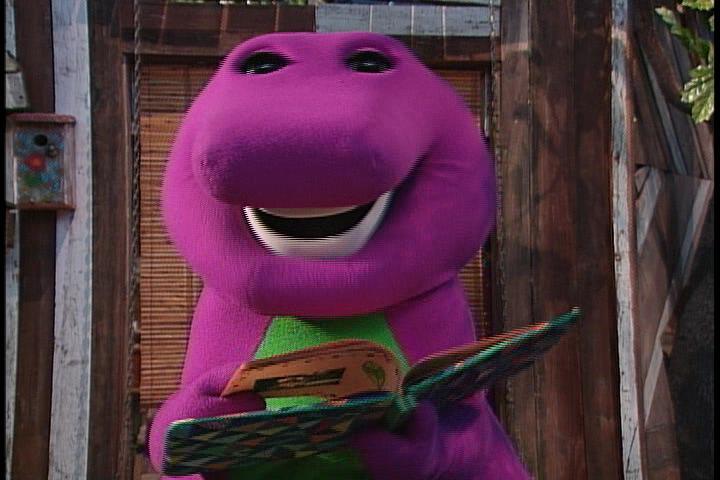Barney S Musical Scrapbook Barney Wiki