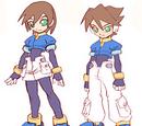 Mega Man ZX Concept Art